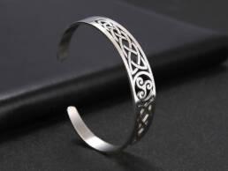 Bracelet breton Triskel
