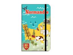 Cadeau souvenir calepin Normandie