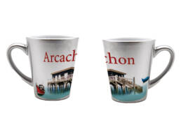 Cadeau souvenir tasse Arcachon
