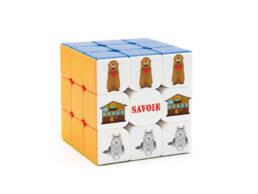 Magic cube cadeau souvenir de Savoie