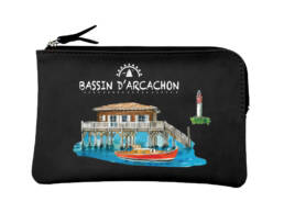 Pochette souvenir Bassin d'Arcachon