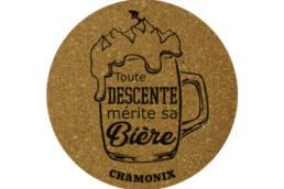 Sous-verre Chamonix