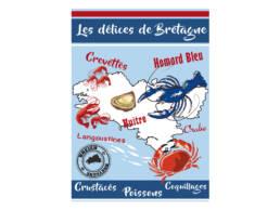 Torchon Bretagne Breizh