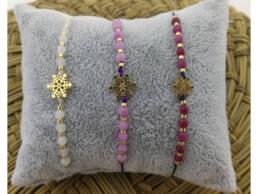 Bijou bracelet flocon