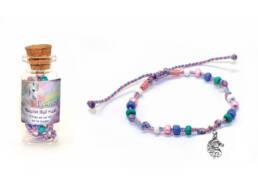 Bijou bracelet licorne