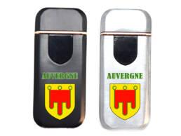 Cadeau souvenir briquet usb Auvergne