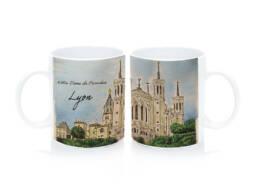 Mug Lyon cadeau original