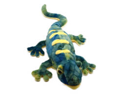 Peluche salamandre