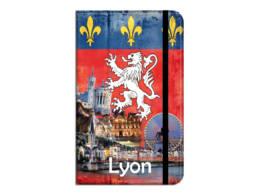 Calepin souvenirs de Lyon