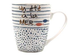 Cadeau souvenir tasse mer